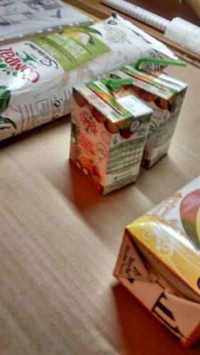Recolha de embalagens Tetra Pak da Compal