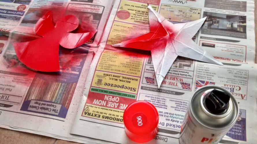 Pintura das embalagens Tetra Pak da Compal