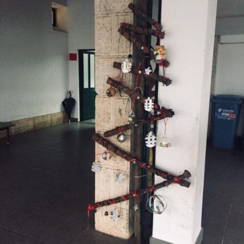 Árvore de Natal Tetra Pak - Compal