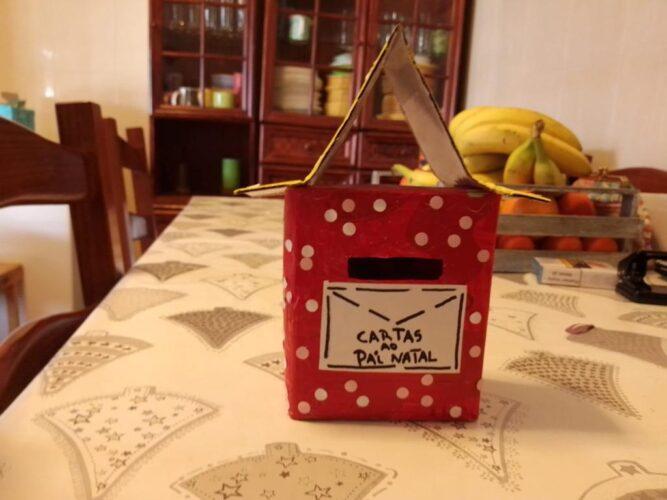 Caixa de Correio do Pai Natal.