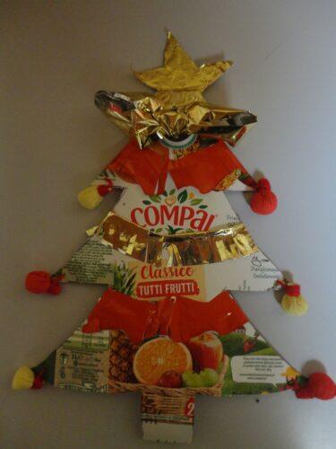 Árvore de Natal completa