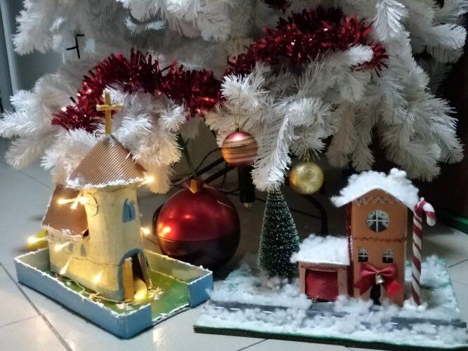 Natal é família, é lar, é união!