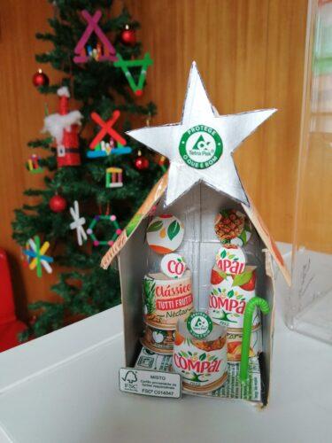 Presépio de natal<br/>Um Presépio realizado com muita imaginação, um verdadeiro símbolo do Natal.