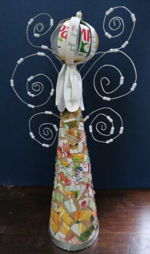 Imagem 4 imagem do anjo e mais votada pelo grupo com um gosto