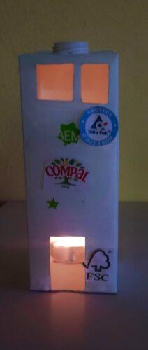 Lanterna da Paz - (branco como simbolismo)