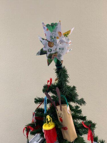 Estrela de Natal Tetra Pack