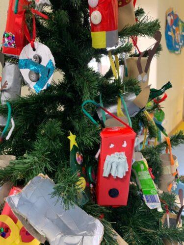 Pai Natal Tetra Pack