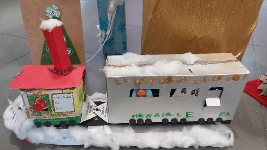 Comboio de Natal - Projeto de Família