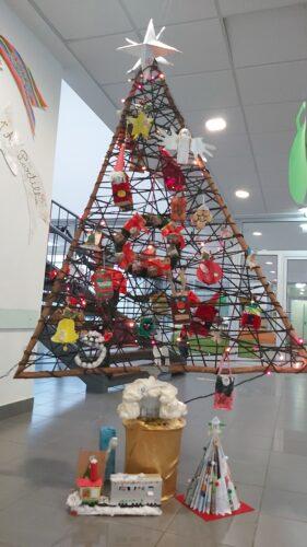 Árvore de Natal 2020 da EB Artur Patrocínio