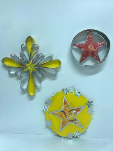 Estrelas com Sumo